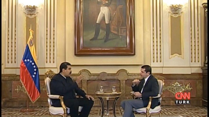 """Maduro : """"Personne ne nous donne d'ultimatum"""""""