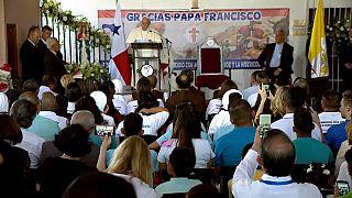 """El papa pide una solución """"justa y pacífica"""" para Venezuela"""