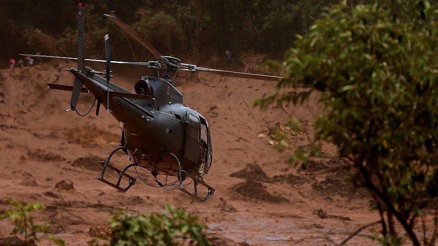 Brezilya'da çöken barajda ölü sayısı 58'e yükseldi