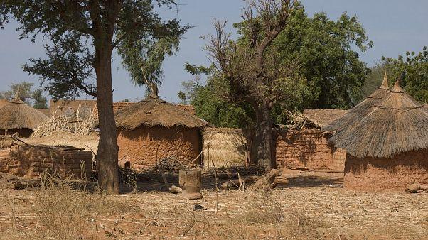 قرية في بوركينافاسو
