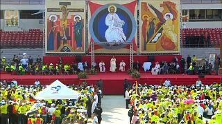 Per il Papa il futuro sta nel coraggio dei giovani