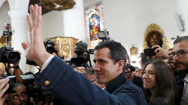 خوان گوایدو، رئیس پارلمان ونزوئلا