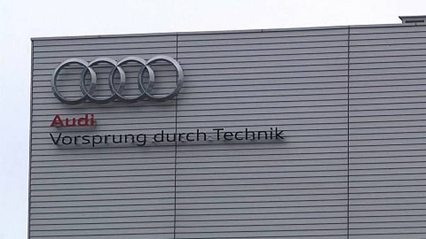 Венгерский завод Audi забастовал