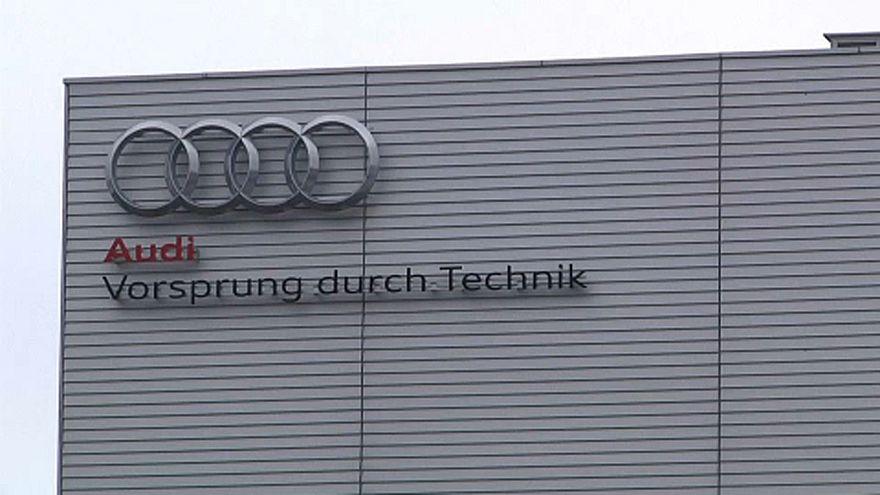 A német anyacéggel tárgyalnának a győri Audi sztrájkolói