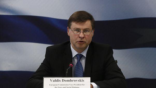 Ντομπρόβσκις στο ΑΠΕ-ΜΠΕ: «Λεπτή άσκηση» η επιστροφή της Ελλάδα στις αγορές