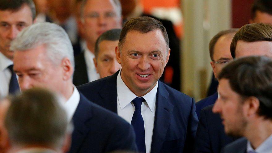 Retiradas sanções a empresas ligadas a Deripaska