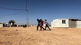 Zaatari's children: poverty, conflict and displacement in refugee camp