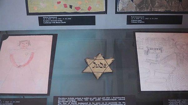 El horror del Holocausto, dibujado por los niños que lo vivieron