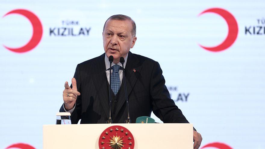 Cumhurbaşkanı Recep Tayyip Erdoğan İİT'da konuşma yaptı