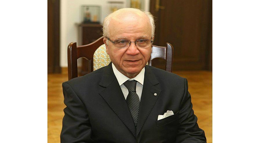 وفاة رئيس المجلس الدستوري الجزائري مراد مدلسي عن عمر ناهز 76 عاما