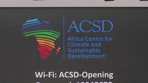 Inaugurato il Centro per il clima e lo sviluppo sostenibile