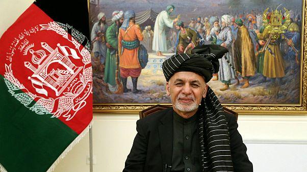 درخواست اشرف غنی احمدزی  برای مذاکرات مستقیم با طالبان