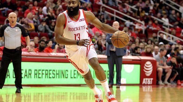 Triunfos para los Rockets de Houston y los Spurs de San Antonio en la NBA