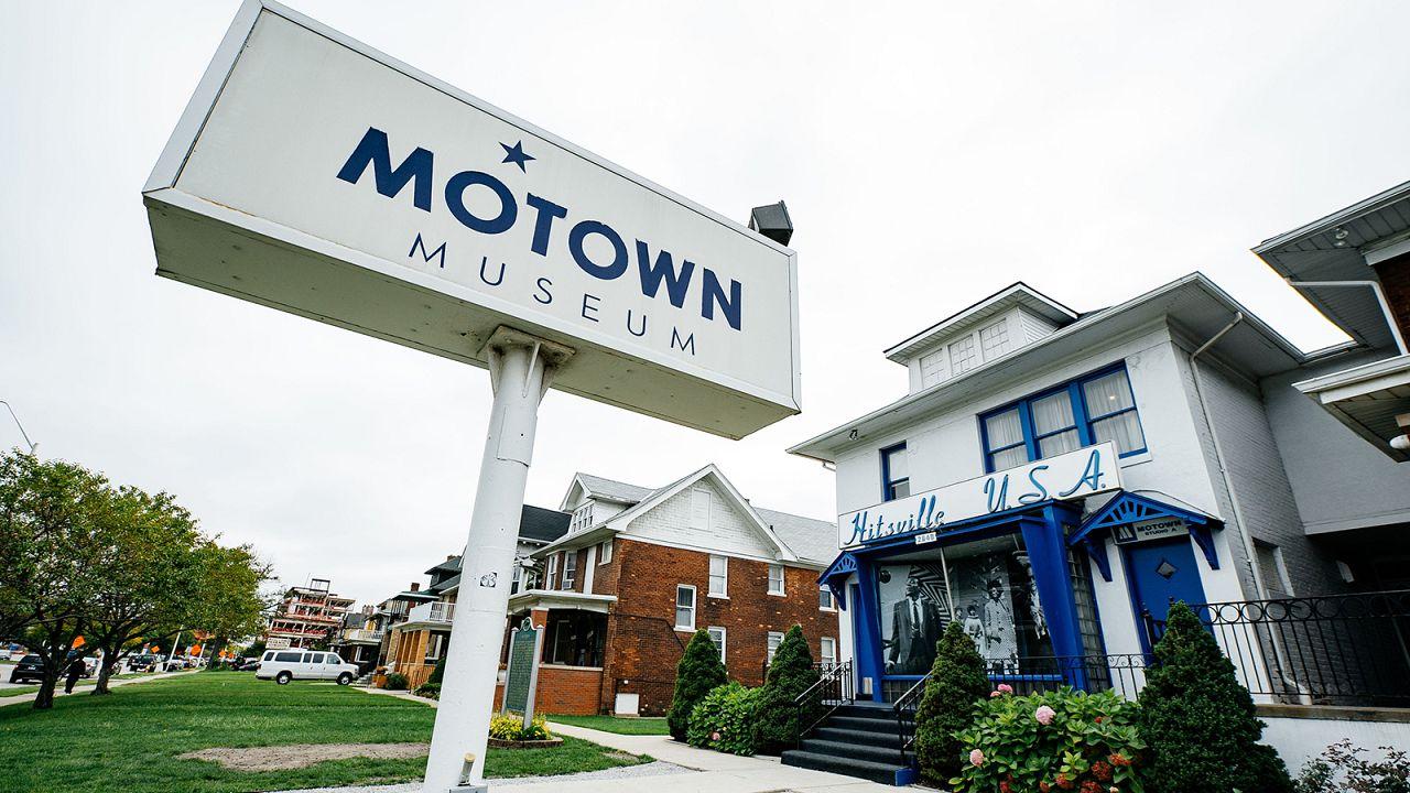 Detroit, une ville au cœur créatif et à l'esprit Motown