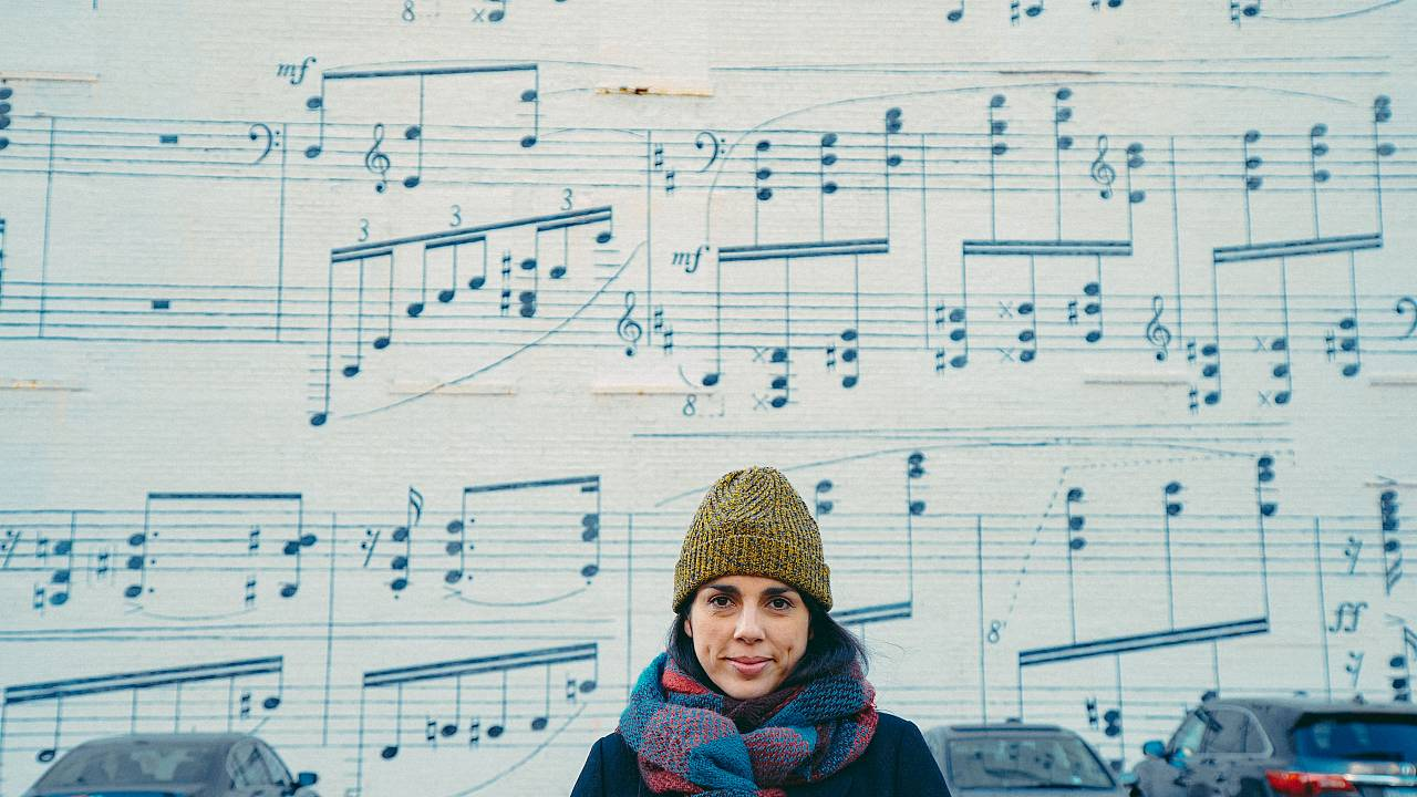 Getting to know singer-songwriter Laetitia Shériff