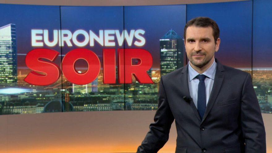 Euronews Soir : l'actualité du 28 janvier