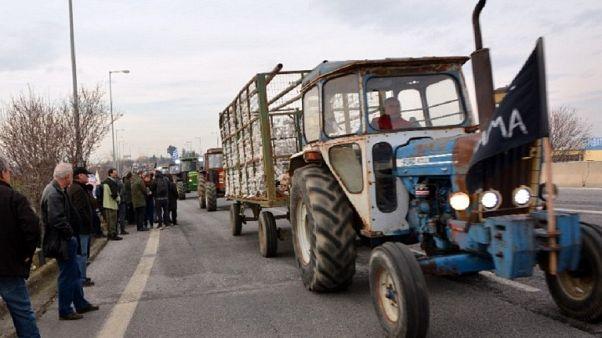 Πανελλαδικές αγροτικές κινητοποιήσεις