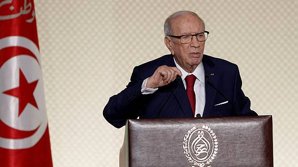 Tunus Devlet Başkanı Sibsi