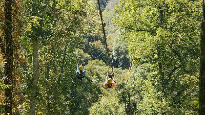 5 ways to explore Asheville's stunning Appalachian Mountains