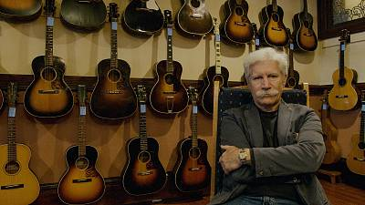 Discovering the legendary Martin guitar at one of America's most eclectic music shops