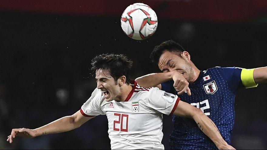 جام ملتهای آسیا؛ ایران با شکست در برابر ژاپن از راهیابی به فینال باز ماند