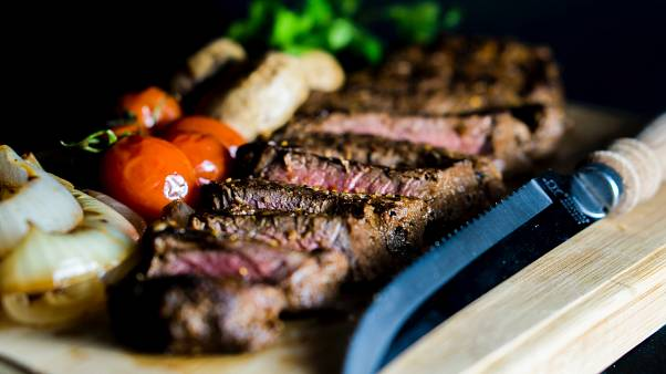 Would you choose lab-grown steak to help the environment?