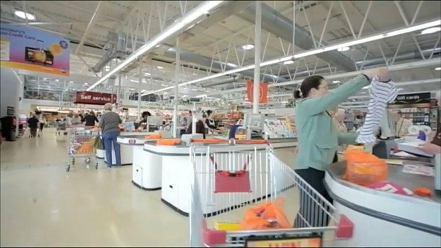 Brexit sans accord : des pénuries dans les supermarchés britanniques?