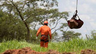 Brumadinho: Número de vítimas mortais sobe para 60