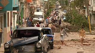 Huge clean-up effort in Cuba after freak tornado rips through Havana