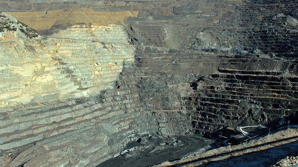 Los héroes de la actualidad española se despidieron de la minería del carbón sin gloria