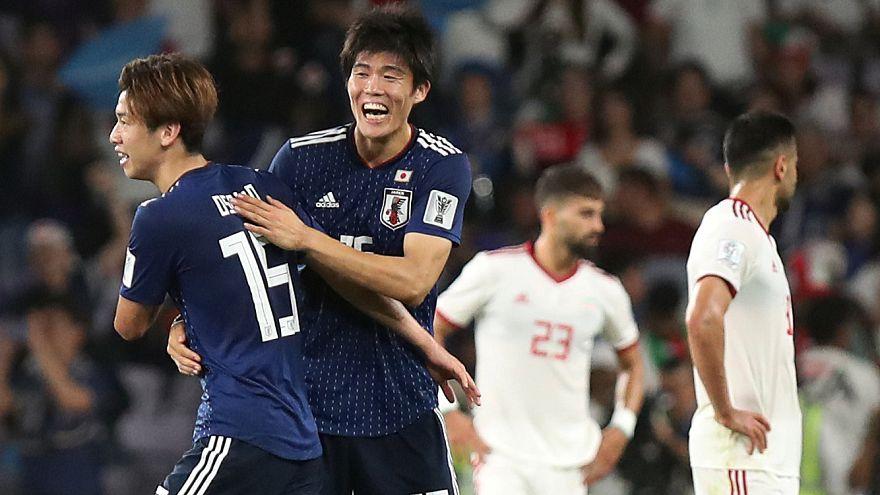 اليابان إلى نهائي كأس آسيا بعد الفوز على إيران واستقالة كيروش