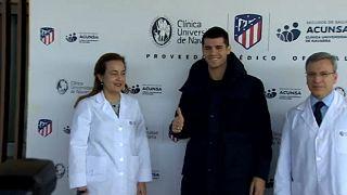 موراتا مهاجم تشيلسي ينتقل الى أتليتيكو مدريد حتى نهاية الموسم