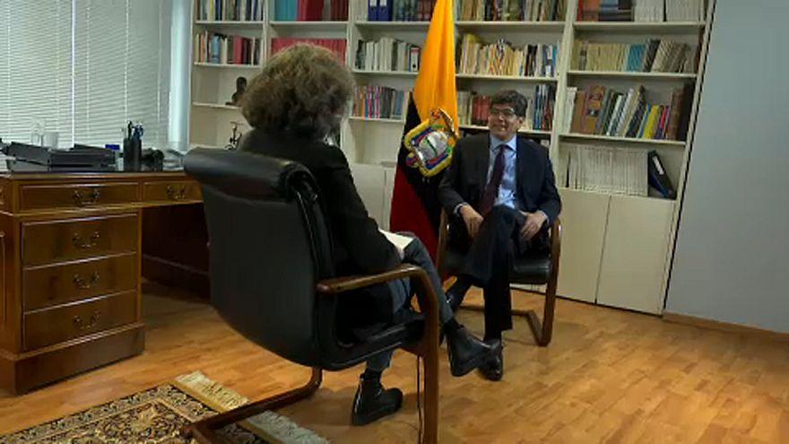 Ecuador evita dar un ultimátum a Venezuela para la celebración de elecciones