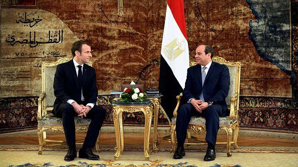 عقد بقيمة تفوق 600 مليون يورو بين مصر وفرنسا لتطوير مترو القاهرة