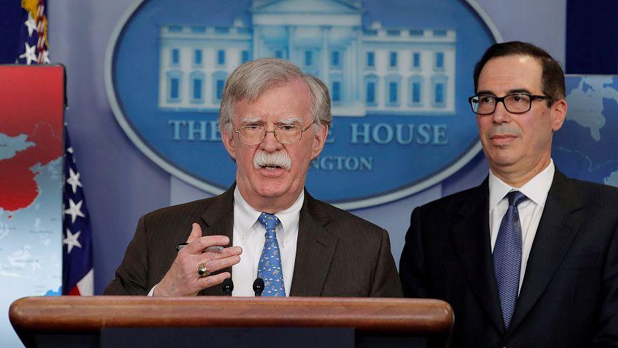 Beyaz Saray'dan Venezuela ordusuna 'yaptırımlardan muafiyet' teklifi: Doğru seçim yapın