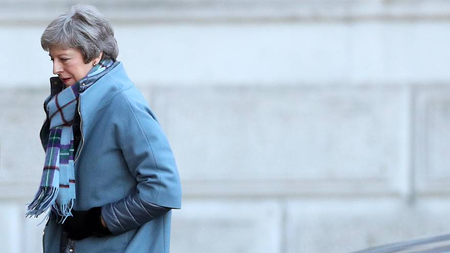 سكاي نيوز تقول البرلمان البريطاني سيصوت على خطة ماي 13 فبراير والحكومة تنفي