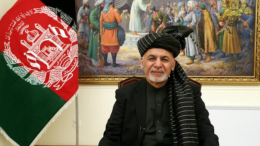 Presidente afghano vuole dialogo con i talebani