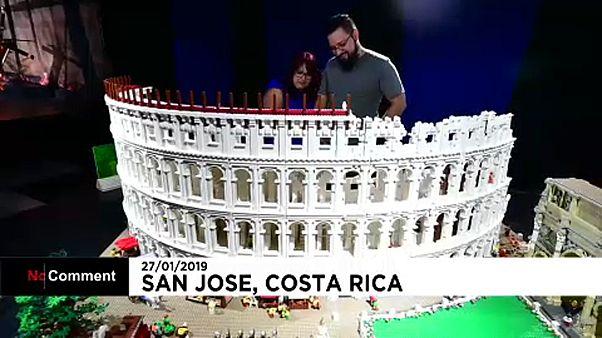 No Comment: LEGOπαράδεισος στην Κόστα Ρίκα
