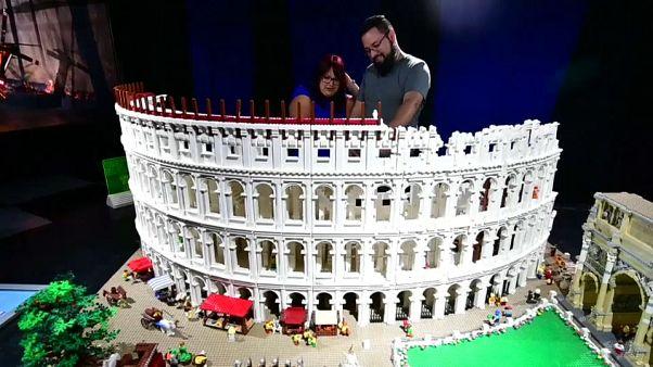 Costa Rica: LEGO-Ausstellung beeindruckt jung und alt