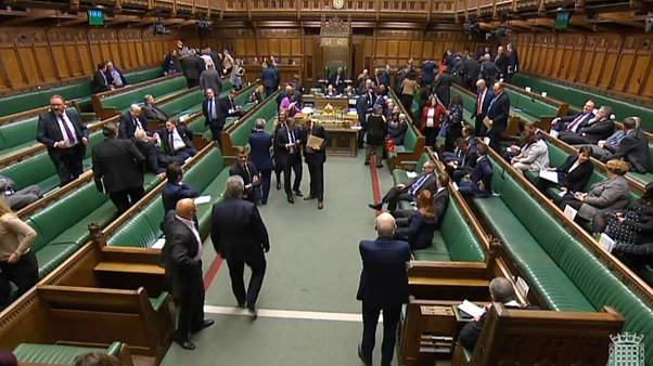 UK parliament votes in favour of post-Brexit immigration bill