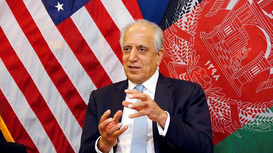 ABD ile Taliban barış taslağının çerçevesi üzerinde anlaştı