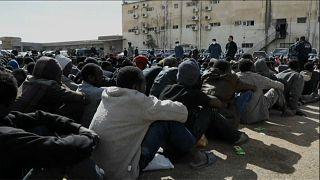 Der Kanzler lobt Libyen, der Präsident widerspricht