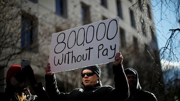 ABD: Federal hükümetin kapalı kalmasının faturası tahmini 3 milyar dolar