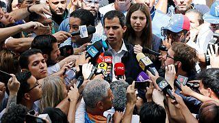 ونزوئلا؛ خوان گوایدو از گفتگوی تلفنی خود با دونالد ترامپ خبر داد