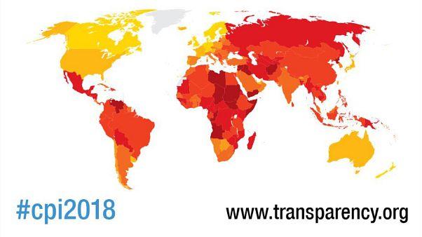 La corrupción, un fracaso mundial según Transparencia Internacional