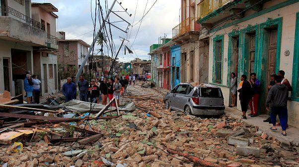 مقتل 4 أشخاص في أقوى إعصار يضرب كوبا منذ ما يقرب 80 عاما
