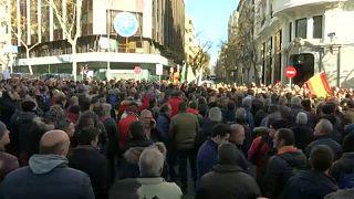 Se enquista el conflicto del taxi en Madrid