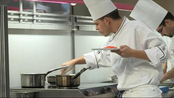 World Gastronomy cook-off begins in Lyon and honours late chef extraordinaire, Paul Bocuse