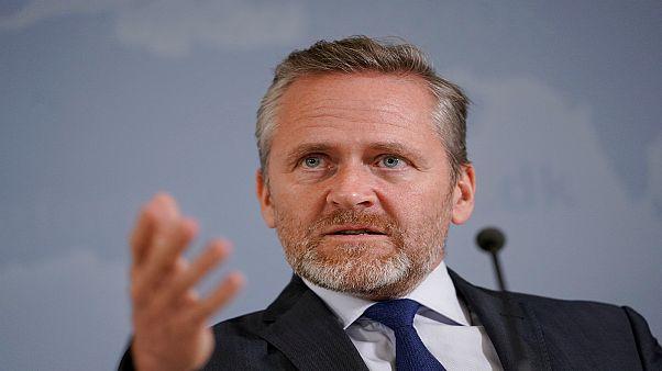 """الدنمارك تدعو لفرض عقوبات على روسيا بسبب سلوكها """"العدواني"""" مع أوكرانيا"""