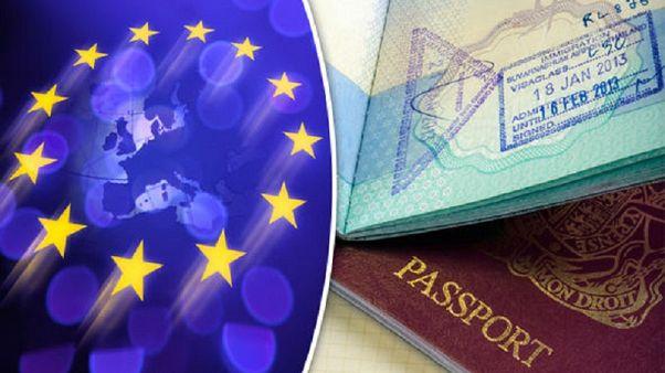 Brexit χωρίς συμφωνία ισοδυναμεί με ανάγκη για βίζα για Ευρωπαίους